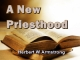 Hebrews Series 08 - A New Priesthood