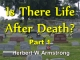 Is There Life After Death? - Part 1
