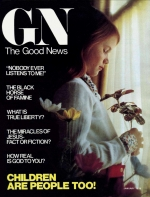 What Is True Liberty? Good News Magazine January 1976 Volume: Vol XXV, No. 1