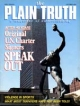 Plain Truth Magazine October 1985 Volume: Vol 50, No.8 Issue: