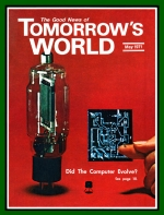 Why God Is Not Real to Most People Tomorrow's World Magazine May 1971 Volume: Vol III, No. 05