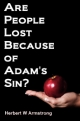 Are People Lost Because of Adam's Sin?