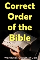 Correct Order of the Bible