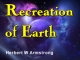 Recreation of Earth